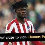 Arsenal are close to sign Atletico Madrid midfielder Thomas Partey