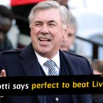 Carlo Ancelotti says Everton must play perfect game to beat Liverpool
