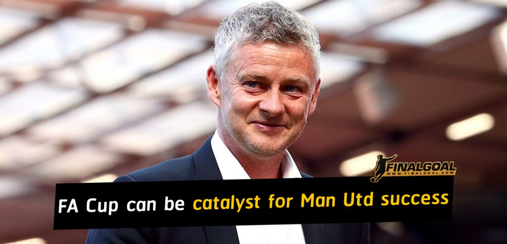 FA Cup can be catalyst for Man Utd success