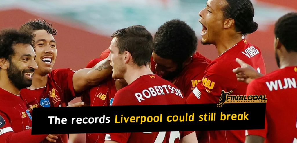 Liverpool champions: The records they could still break
