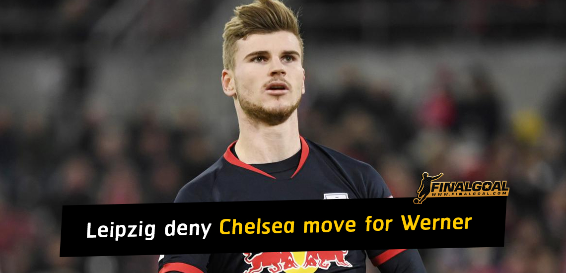 RB Leipzig chief denies contact with Chelsea over Werner