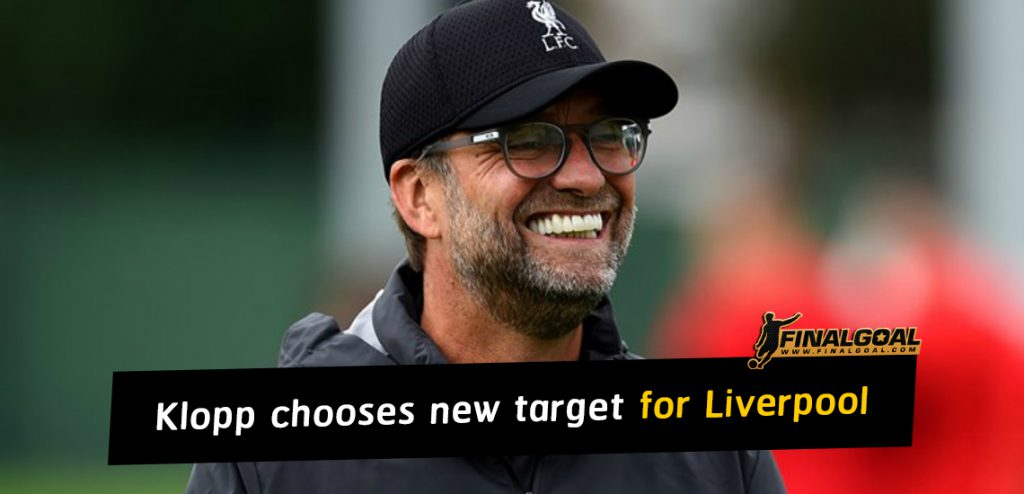 Klopp decides on new top transfer target for Liverpool