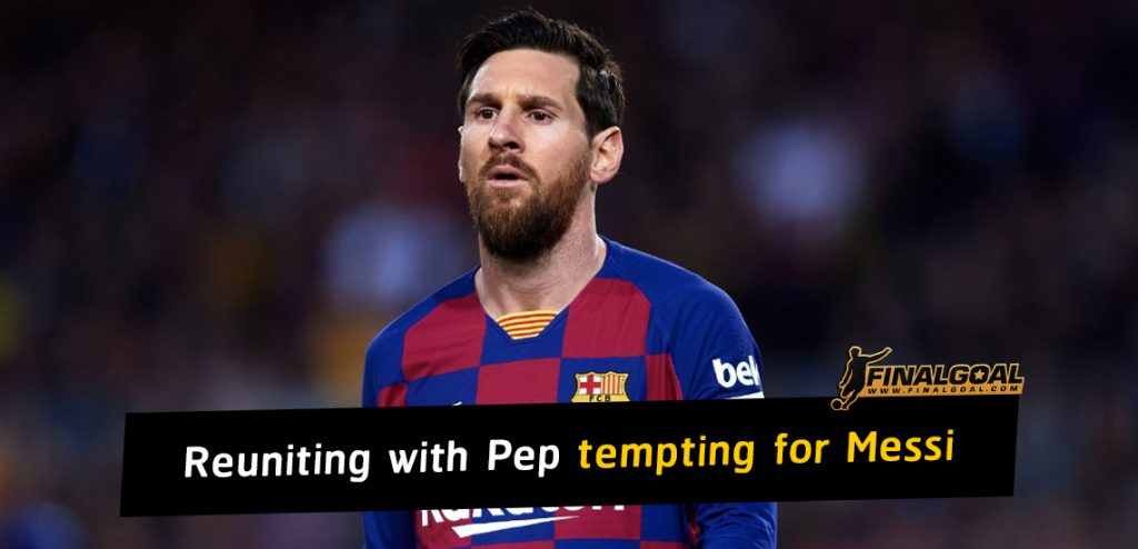 Rivaldo says Reuniting with Pep Guardiola will be tempting for Lionel Messi