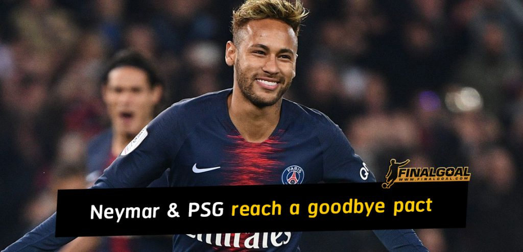 Neymar and PSG have an agreement to facilitate return to Barcelona