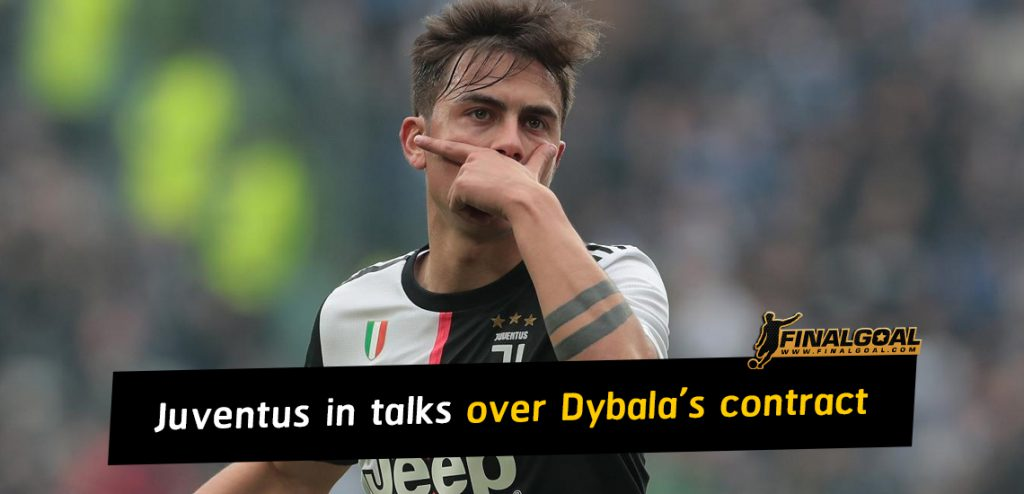 Juventus confirm in talks with Paulo Dybala's agent over new contract