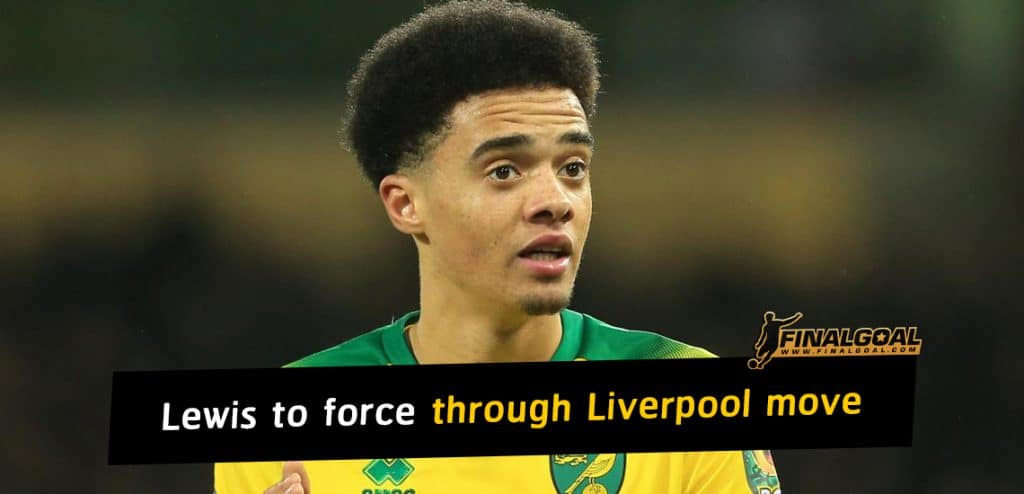 Jamal Lewis to force through Liverpool move and happy to be back-up