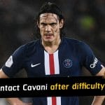 Juventus contact Edinson Cavani after finding difficulty for Luis Suarez