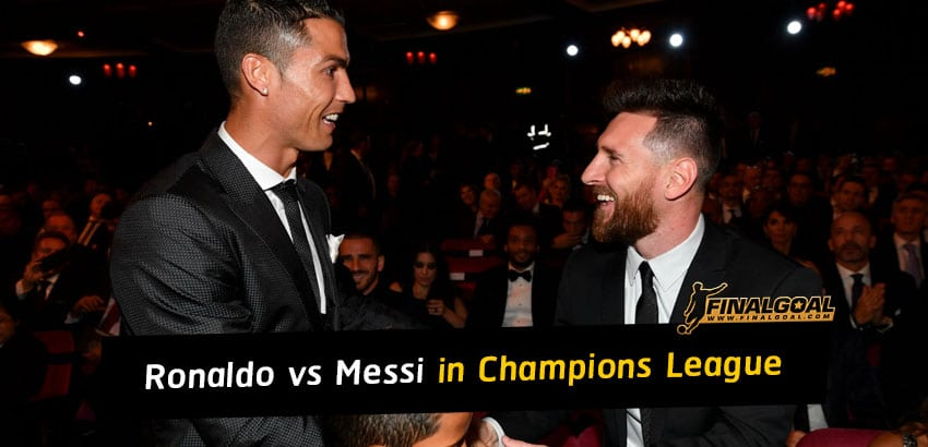 Cristiano Ronaldo and Lionel Messi to meet again in Champions League