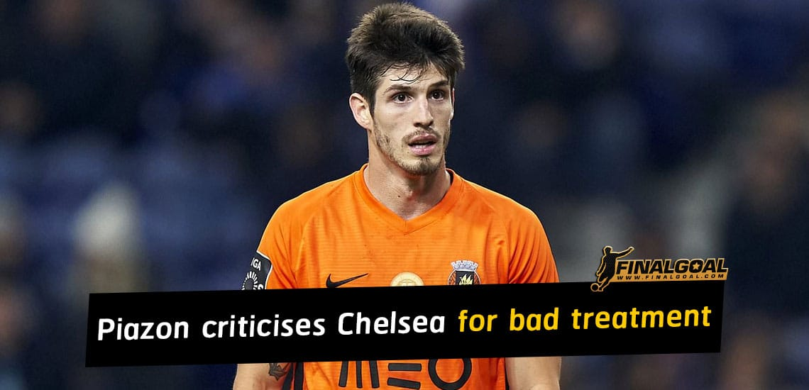 Lucas Piazon criticises Chelsea having not played for club since 2012
