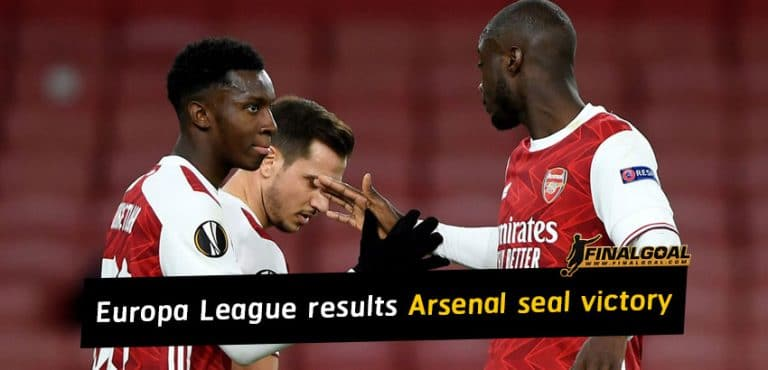 UEFA Europa League results – Arsenal and Milan seal victory