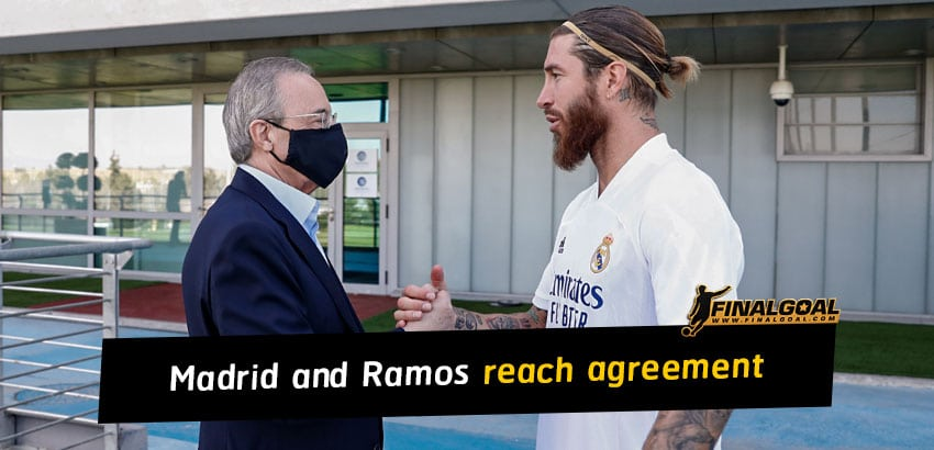 Real Madrid and Sergio Ramos reach agreement in principle