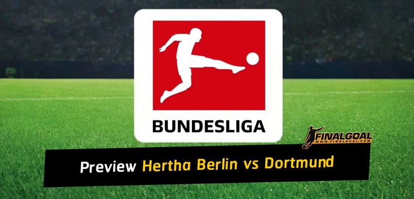 Bundesliga match preview - Hertha Berlin vs Borussia Dortmund
