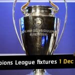 UEFA Champions League fixtures: What to look out for on Tuesday