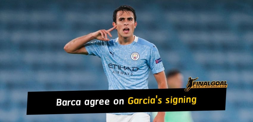 Barcelona agree on Eric Garcia's signing at the end of the season