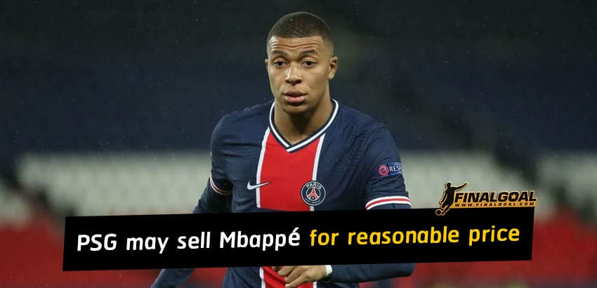 PSG may in rush to sell Kylian Mbappé for just reasonable price