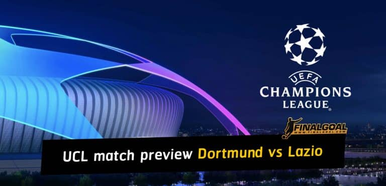 UEFA Champions League match preview: Borussia Dortmund vs Lazio