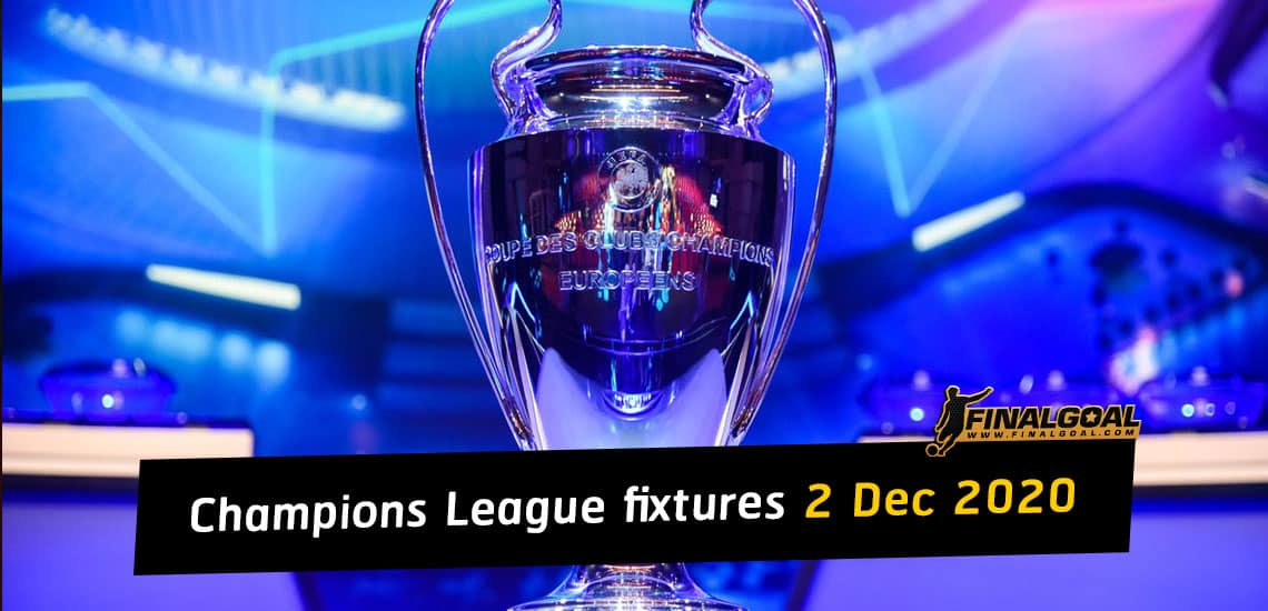 UEFA Champions League fixtures: What to look out for on Wednesday