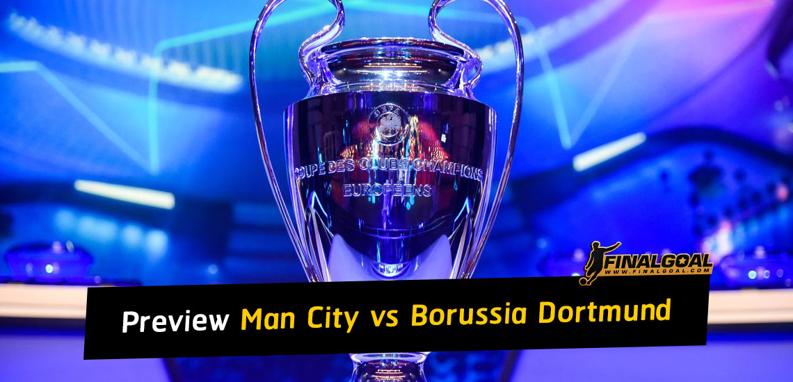 Match preview & prediction: Manchester City vs Borussia Dortmund