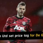 Manchester United set price tag for David De Gea this summer market