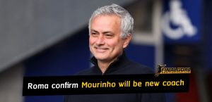 Roma confirm Jose Mourinho will be new head coach on three-year deal