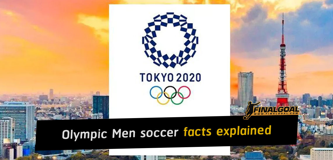 Why is the men's Olympic soccer tournament for under-23s?