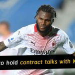 AC Milan to hold new contract talks with Franck Kessié agent