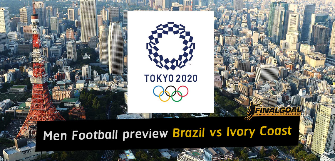 Olympic Games Men's Football preview: Brazil vs Ivory Coast