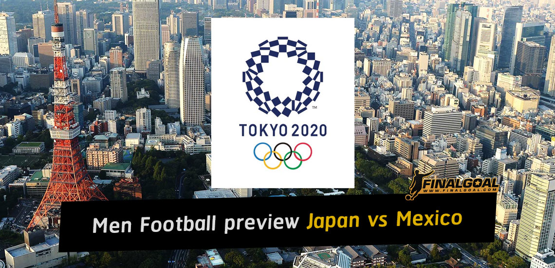 Olympic Games Men's Football preview: Japan vs Mexico