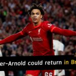 Trent Alexander-Arnold and Roberto Firmino could return against Brentford