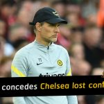Thomas Tuchel concedes Chelsea lost confidence in defeat to Man City